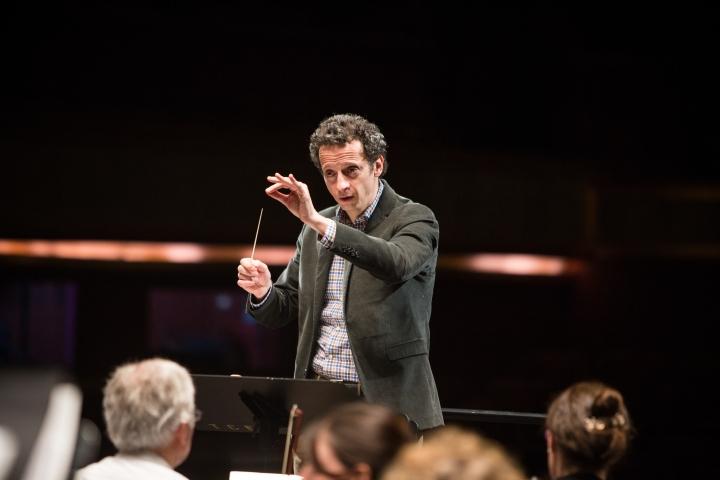 Concert de l'orchestre EDF 2015.